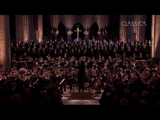 Hector Berlioz Grande Messe des morts - Gustavo Dudamel (Notre-Dame de Paris 22-01-2014, HD 1080p)