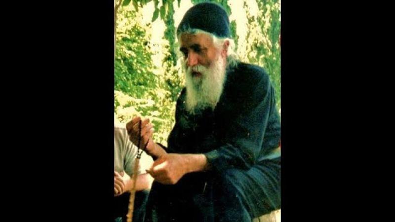 Паисий Святогорец (из устных поучений монахам). Что такое покаяние?