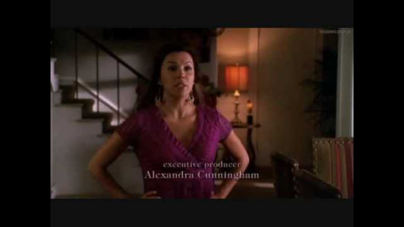 Desperate Housewives - Gabrielle's pregnant