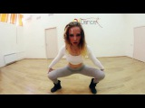 DANCEHALL FEMALE  Tifa - Body up  Choreography by KSU MAX