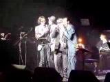 Jarvis Cocker, Shane Macgowan, Pete Doherty &amp Nick Cave -
