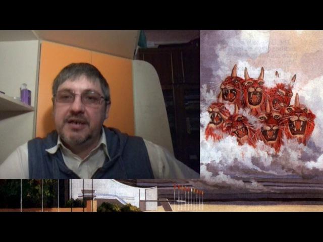 Виктор Прядко: - Шлите иеговистов нахер! Они — самозванцы!)