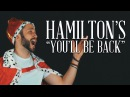 HAMILTON - You'll Be Back (Lin-Manuel Miranda) Jonathan Young Broadway Cover