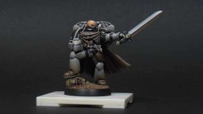 SPACE MARINE - Golden Demon Slayer Sword Winner - Warhammer 40k