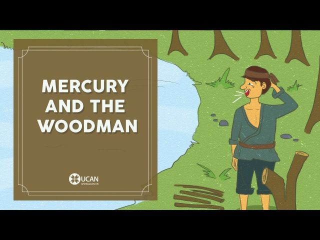 Learn English Listening | English Stories - 50. Mercury and the Woodman