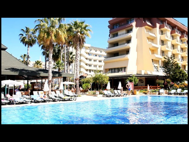 Meryan Hotel 5*. Самый правдивый обзор отеля. Турция 2017. Мечта путешественника