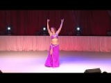 Файзутдинова Камилла. III Всероссийский фестиваль по восточным танцам