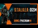 PHombie против STALKER: OGSM! Запись 1!