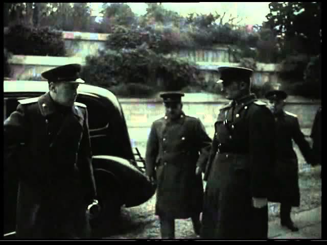 Ялтинская конференция Yalta Conference 1945