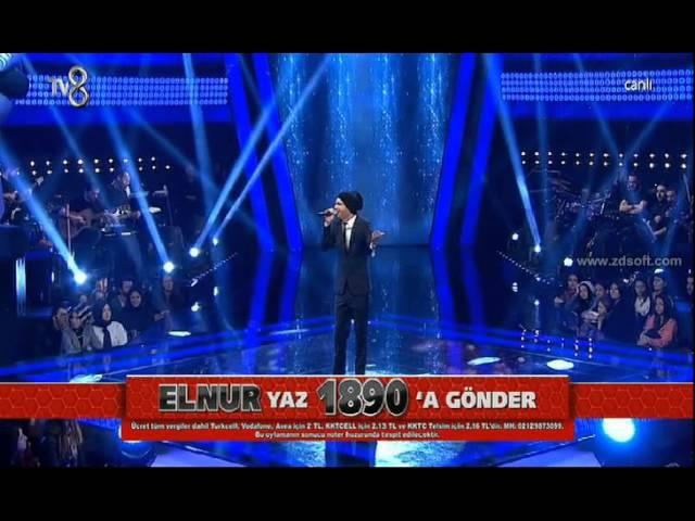 Elnur Huseynov - o sole mio (Final)