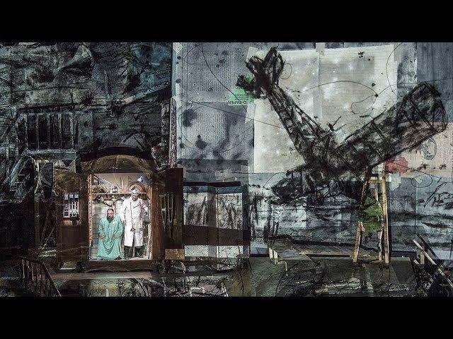 Alban Berg Wozzeck - Salzburger Festspiele 2017