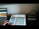 Native Instruments Maschine Quick HipHop Soul Sampling Video