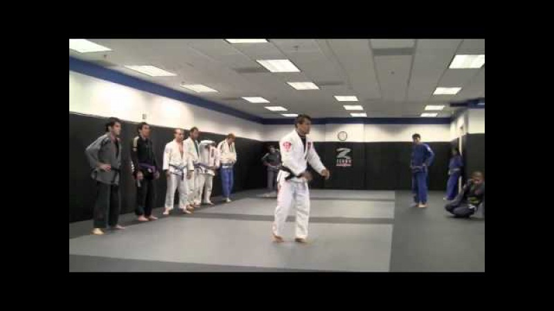 Cobrinha Brazilian Jiu Jitsu Fitness- Alliance Los Angeles Takedown drills
