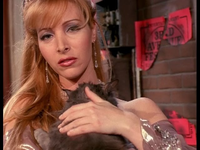 Friends - Smelly Cat Video - Music Video