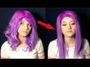 КАК ВЫПРЯМИТЬ ИСКУССТВЕННЫЙ ПАРИК (волосы) | Evahair