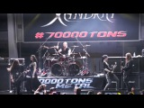 Xandria - Death to the Holy (70000 Tons of Metal 2017)