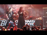 70000 Tons of Metal - Xandria - Call of Destiny