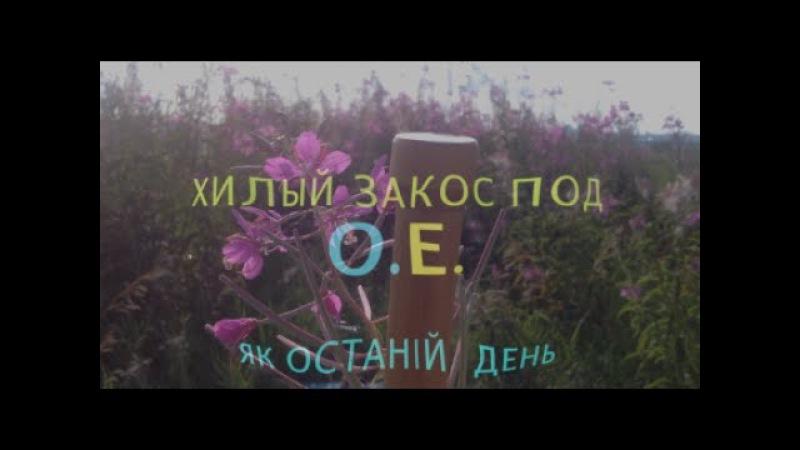 Хилый закос подОкеан Ельзи-Як останiй деньсопилкаO.E. (my flute cover)