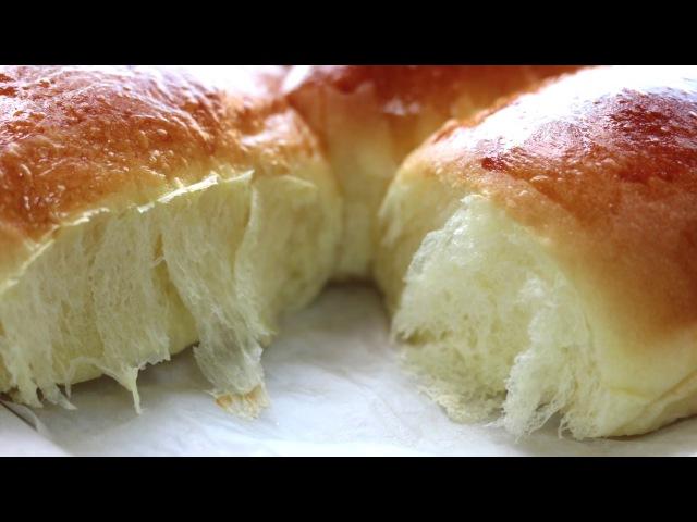 Dinner rolls/milk bread recipe/bun/soft chewy -- Cooking A Dream