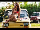 Fiat  126 &amp 500  Girls !