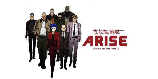 Ghost in the Shell – Arise: Ghost Pain streaming italiano