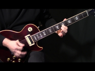 """How to play """"She Sells Sanctuary"""" on guitar by The Cult ¦ electric guitar lesson part 1"""