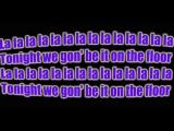 Jennifer Lopez Feat. Pitbull On The Floor Lyrics