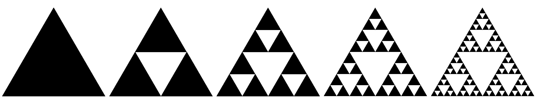 Треугольник Серпинского