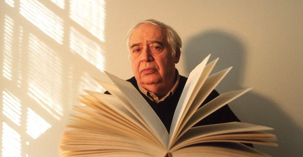 Литературный критик Гарольд Блум