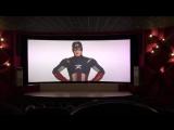 Человек-Паук: возвращение домой | Spider-Man: Homecoming | Вторая сцена после титров | Капитан Америка