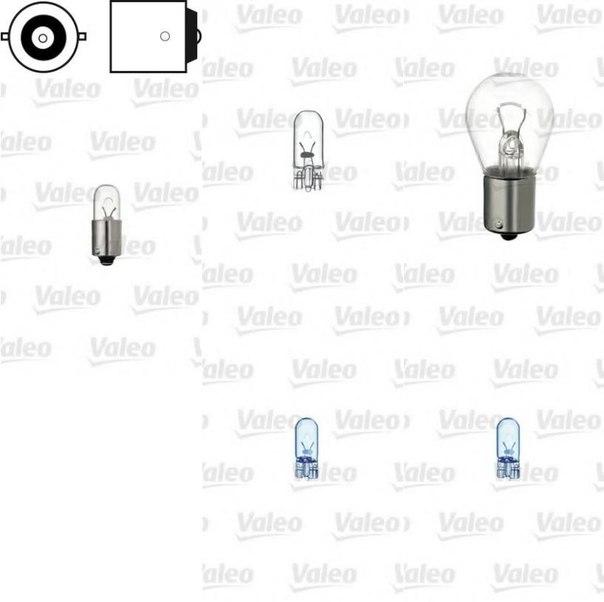 Лампа накаливания, фонарь освещения номерного знака для AUDI V8 (44_, 4C_)