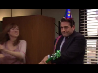 The Office - Michael finds out Holly's not engaged