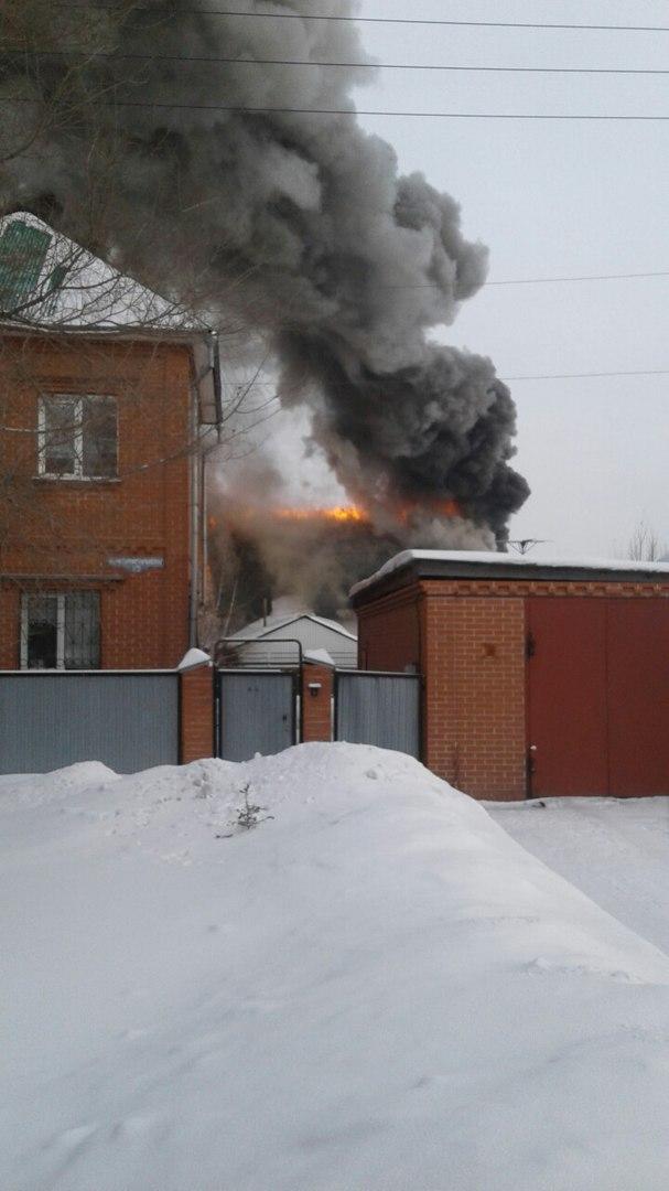 Бывают и пожары