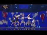 161229 Wendy - Have Yourself A Merry Little Christmas + Red Velvet - Russian Roulette @ KBS Gayo Daechukje