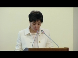 Тамара Дуйсенова о реализации Госпрограммы развития здравоохранения «Денсаулық» на 2016–2019 годы
