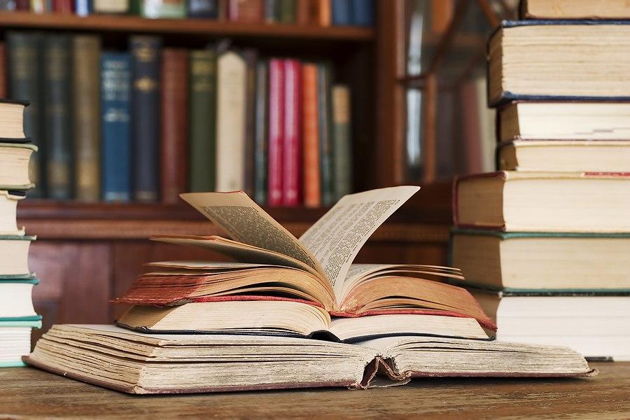 Библиотека на базе отдыха Заветное