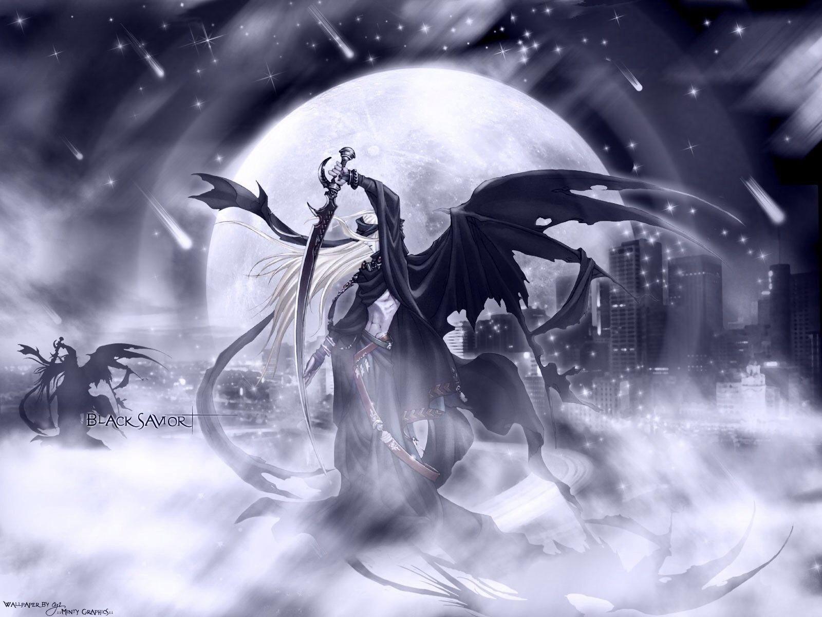 Dark Souls 3 в стиле аниме