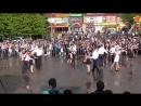 Вальс на площади Конаково школы №1 Последний звонок 25.05.2017