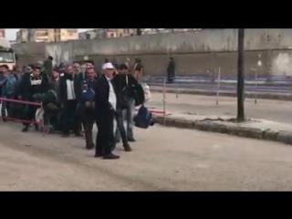 Более двух тысяч боевиков и членов их семей покинули Хомс