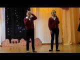 Ксения и Карина.  stop people! 8 февраля 2015 г (ВВ)