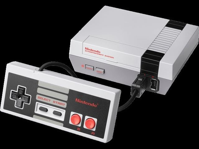 All NES Games - Every Nintendo Entertainment System Game In One Video