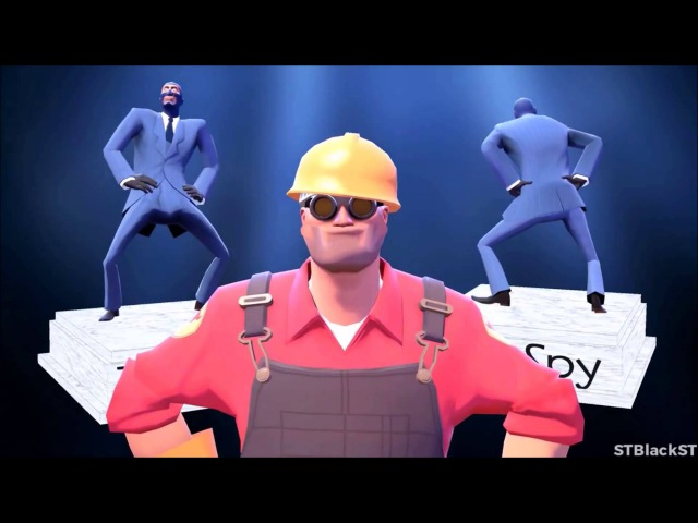 Mr. Snortobeat - TF2 Spy Song by STBlackST