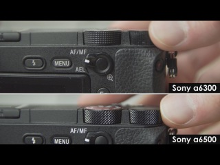 Sony a6300 vs a6500 Video Function Review