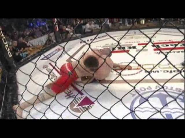 PROFC 47 Бой 9 77 кг Damien Berteaux vs Сергей Фалей