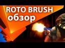 Вырезание персонажа из видео Все о Roto Brush и Refine Edge Tools в After Effects AEplug 188