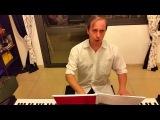Песня Ой, цветёт калина в поле у ручья Поёт и аккомпанирует пианино кавер