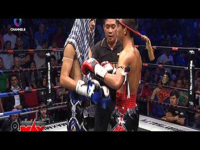 2. Alaverdi Ramazanov (Россия) vs. Kittasak Nantapipatkhonsong (Таиланд)