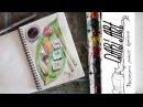 Как нарисовать скетч роллы! Dari_Art