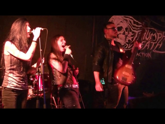 RITI OCCULTI Adonai I Aurum Live Avignon 22 10 2016