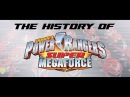 Power Rangers Megaforce, Part 2 - History of Power Rangers